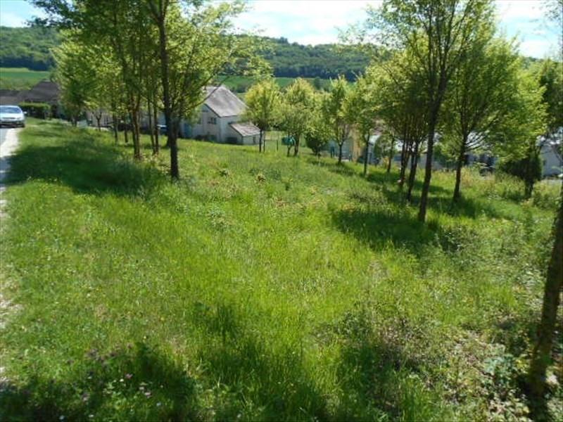 Vente terrain Villeneuve sur bellot 39000€ - Photo 1