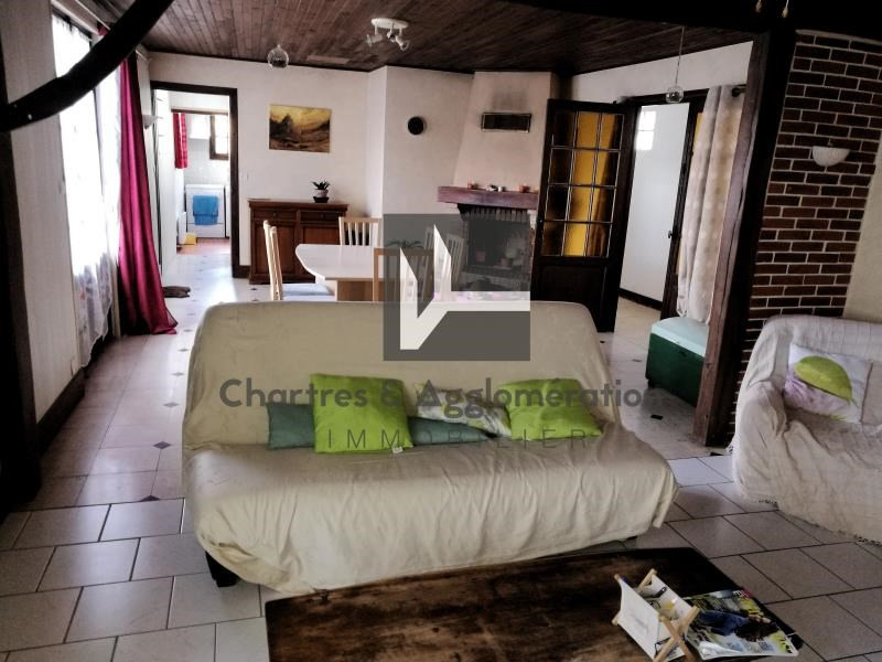 Vente maison / villa Courville sur eure 106 300€ - Photo 1