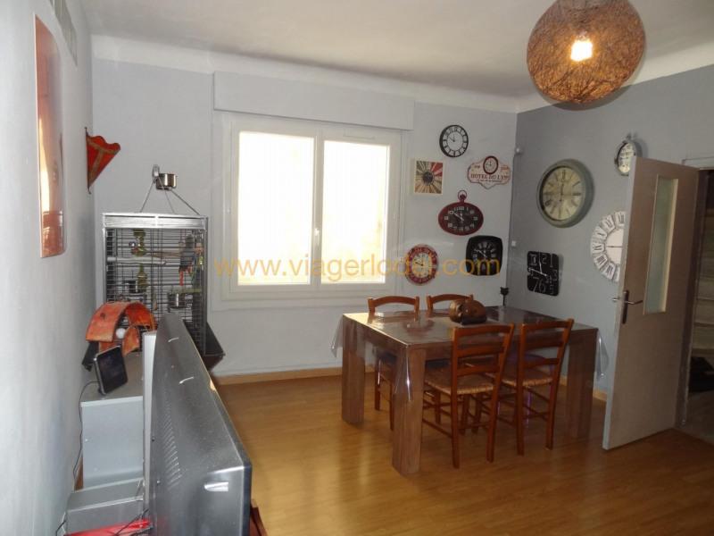 Verkauf auf rentenbasis mietshaus Poussan 76000€ - Fotografie 2
