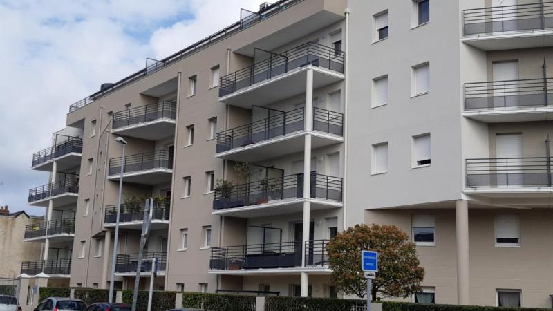 Produit d'investissement appartement Saint-nazaire 133700€ - Photo 1