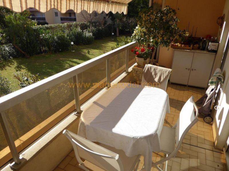 Verkauf auf rentenbasis wohnung Golfe-juan 45000€ - Fotografie 1