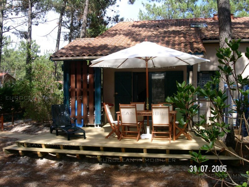 Location vacances maison / villa Lacanau-ocean 302€ - Photo 1