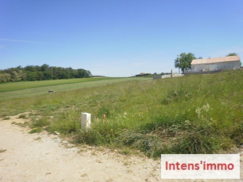 Vente terrain St bardoux 109000€ - Photo 1