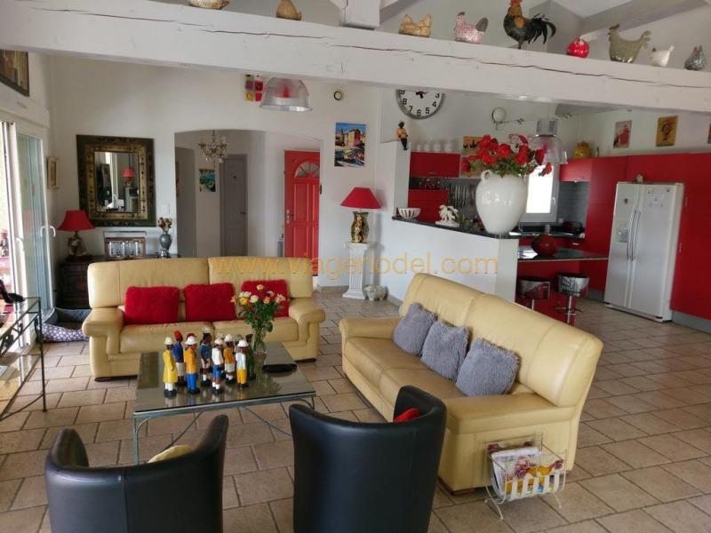 Vendita nell' vitalizio di vita casa Boisset-et-gaujac 110000€ - Fotografia 4