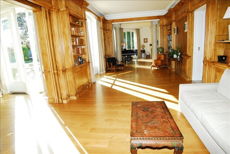 Vente de prestige maison / villa Saint-cloud 5 500 000€ - Photo 4