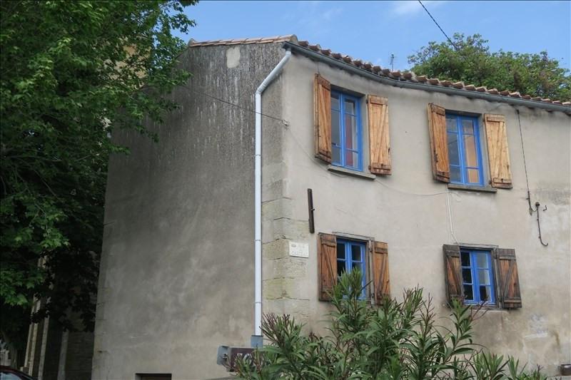 Vente maison / villa Belveze du razes 48000€ - Photo 1