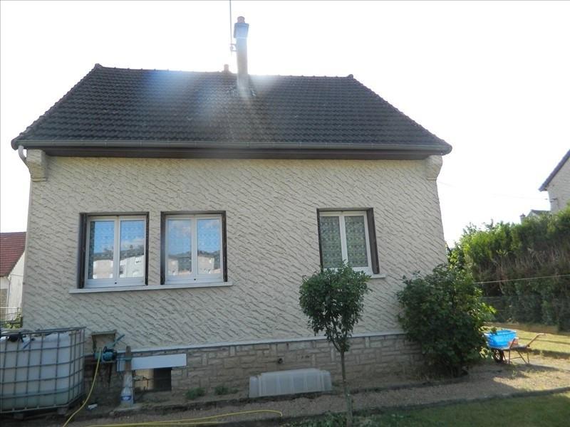 Sale house / villa Varennes vauzelles 128000€ - Picture 2
