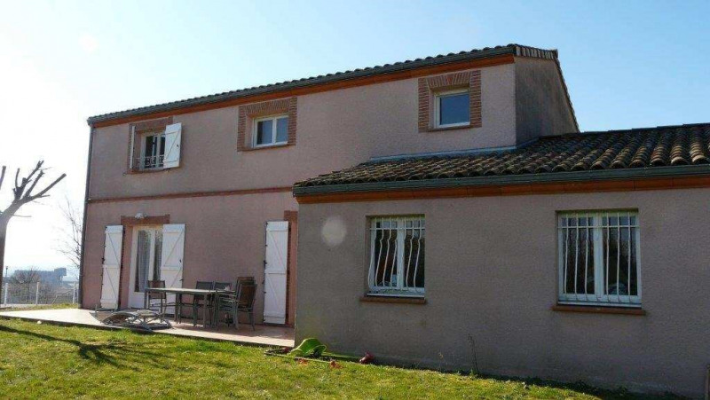 Rental house / villa Baziege 1 100€ CC - Picture 19