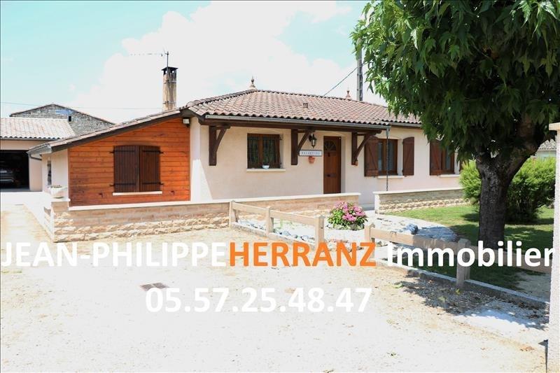 Vente maison / villa Libourne 265000€ - Photo 1