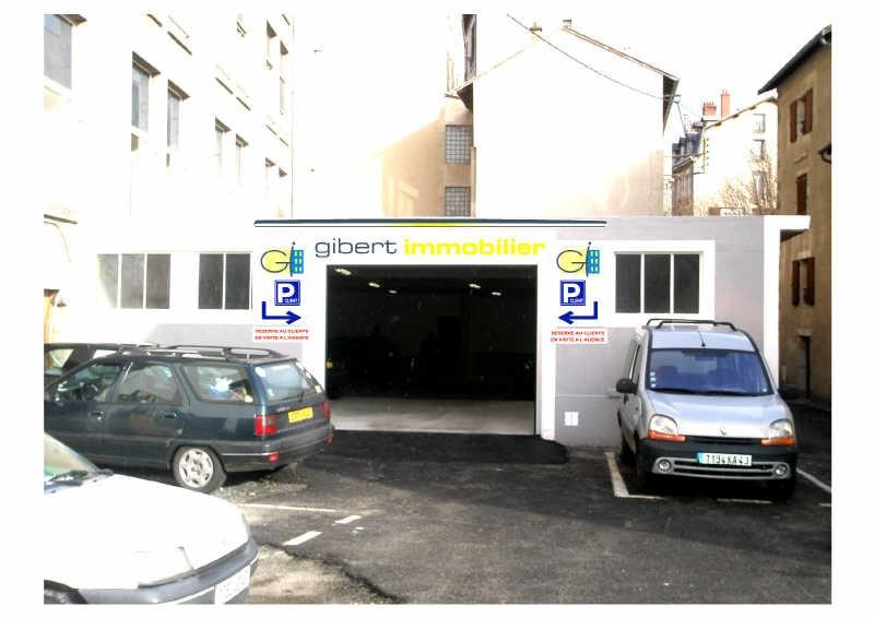 Location parking Le puy en velay 40€ CC - Photo 1