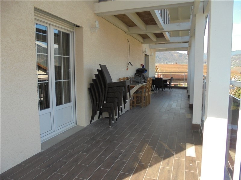 Sale apartment Marnaz 272 000€ - Picture 1