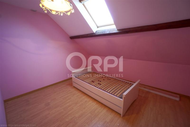 Sale house / villa Les andelys 136000€ - Picture 11