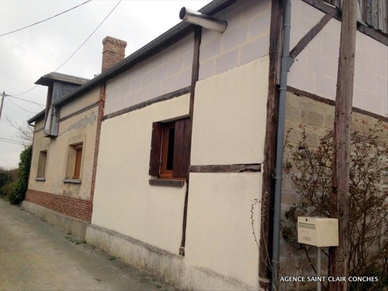 Sale house / villa Conches en ouche 95000€ - Picture 2