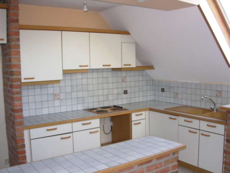 Rental apartment Saint quentin 610€ CC - Picture 2