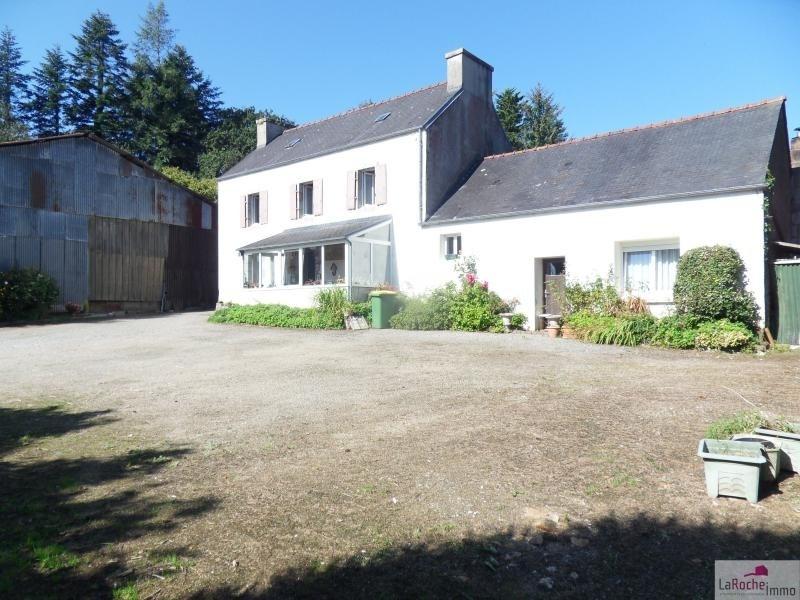 Vente maison / villa Plouedern 157500€ - Photo 2