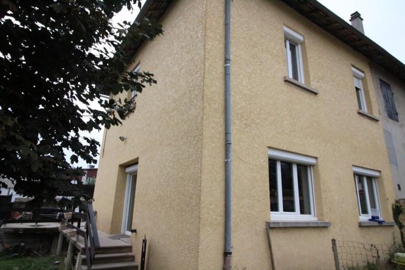 Vente maison / villa Les avenieres 169800€ - Photo 1