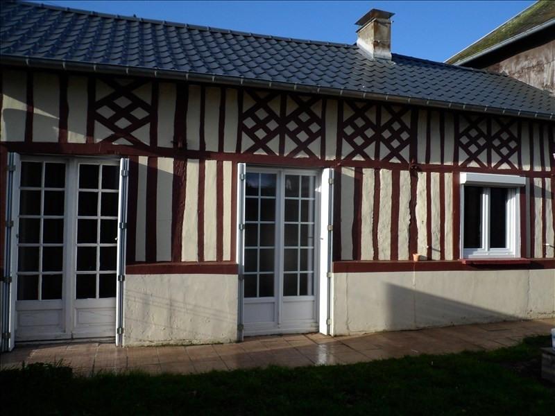 Location maison / villa Lanquetot 520€ CC - Photo 1