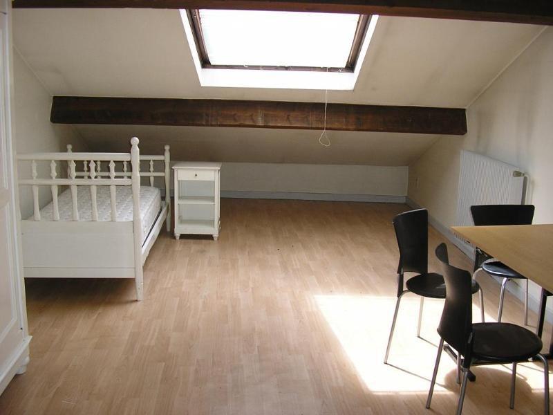 Rental apartment Nantua 249€ CC - Picture 1