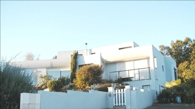 Rental house / villa Serres castet 1665€ CC - Picture 1