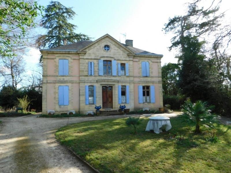 Vente de prestige maison / villa Saint aubin de lanquais 624750€ - Photo 1