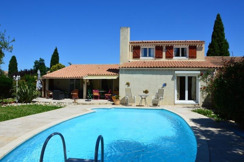 Vente maison / villa Morieres les avignon 305000€ - Photo 1