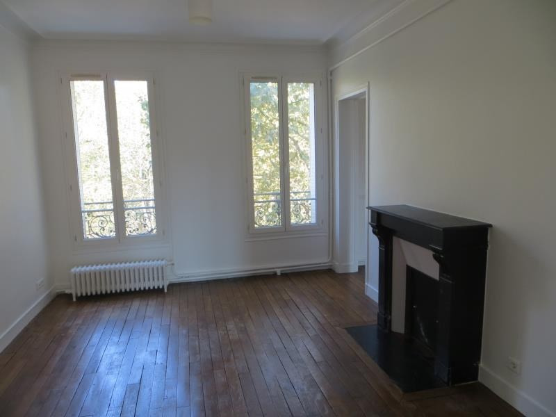 Sale apartment Vanves 520 000€ - Picture 1