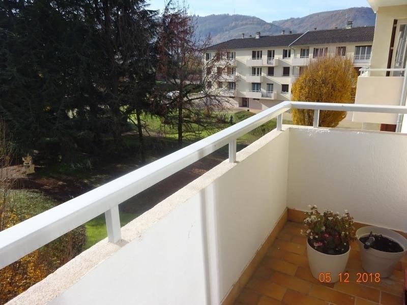 Vente appartement St vallier 91398€ - Photo 5
