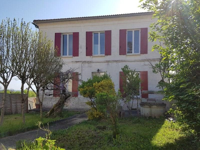 Sale house / villa Montlieu la garde 139000€ - Picture 1