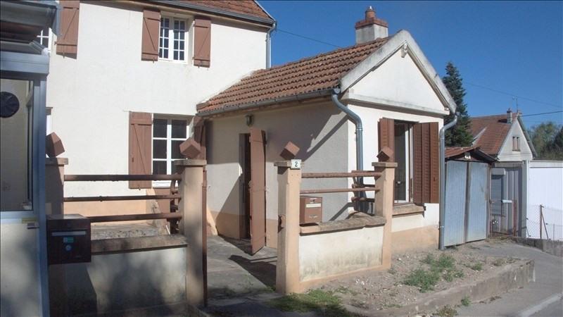 Vente maison / villa Pontailler sur saone 48500€ - Photo 1