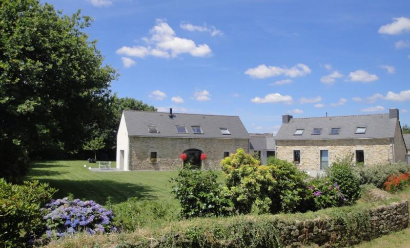 Sale house / villa Saint evarzec 530000€ - Picture 2