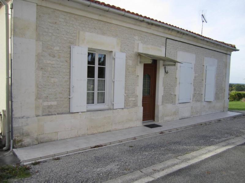Sale house / villa Barbezieux-saint-hilaire 84000€ - Picture 1