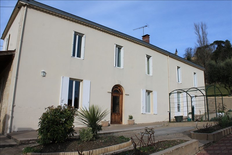 Sale house / villa Langon 280 600€ - Picture 1