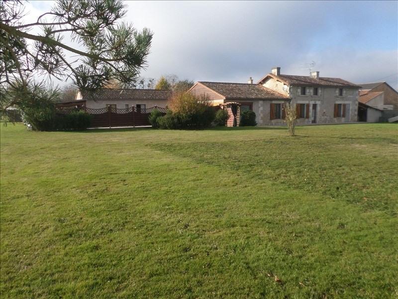 Vente maison / villa Dienne 286000€ - Photo 2