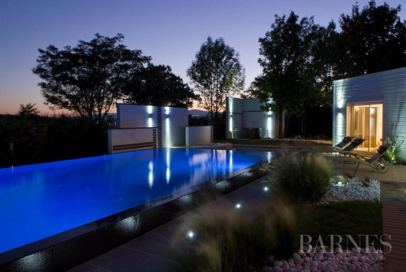 Deluxe sale house / villa Vernaison 990000€ - Picture 8