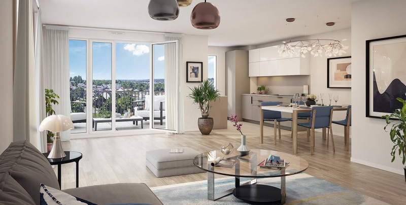 Produit d'investissement appartement Levallois-perret 438000€ - Photo 2