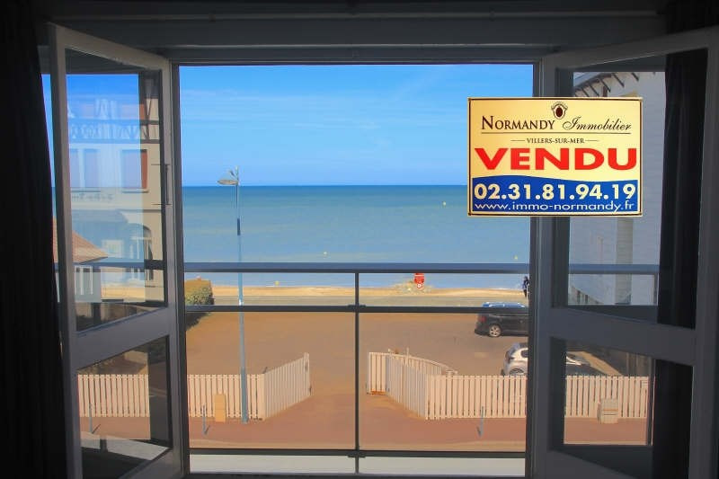 Sale apartment Villers sur mer 159 800€ - Picture 1