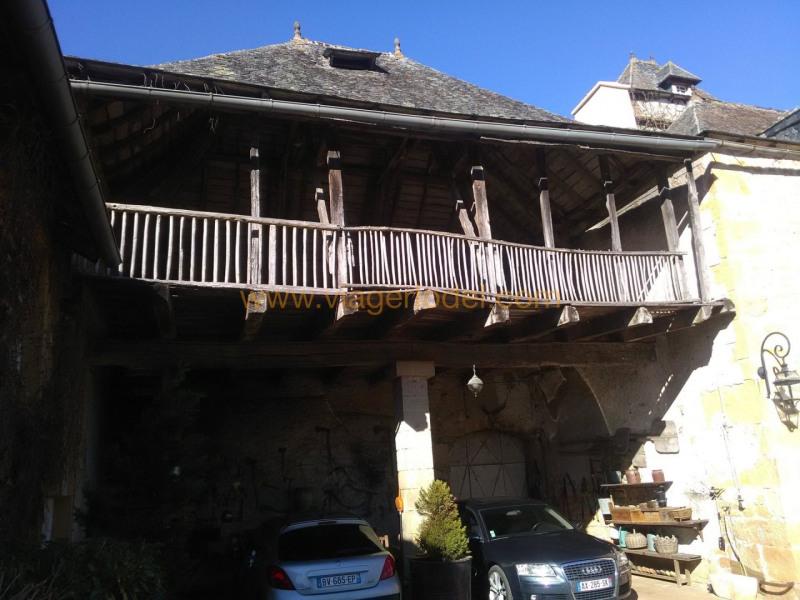 Vendita nell' vitalizio di vita casa Martiel 175000€ - Fotografia 6
