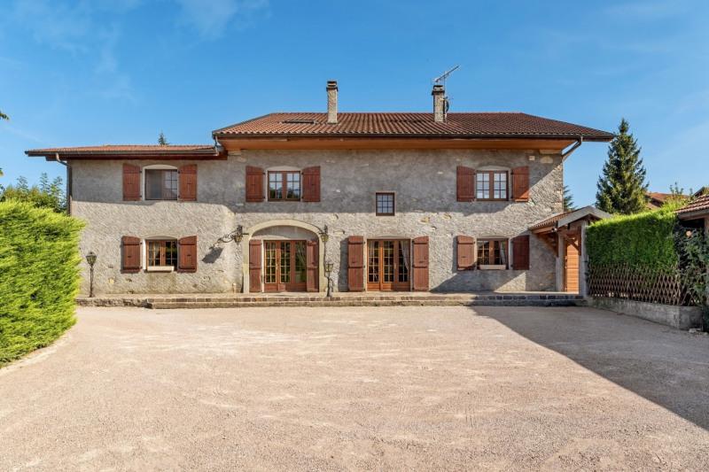 Vente de prestige maison / villa Veigy foncenex 2400000€ - Photo 1