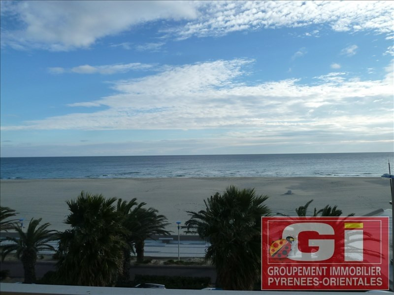 Sale apartment Canet plage 125 000€ - Picture 3