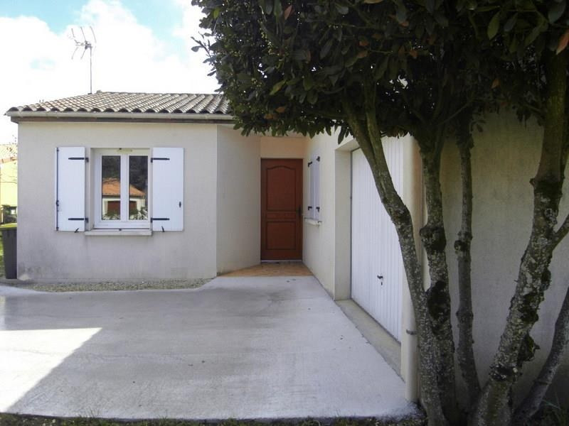Rental house / villa Cognac 764€ CC - Picture 1