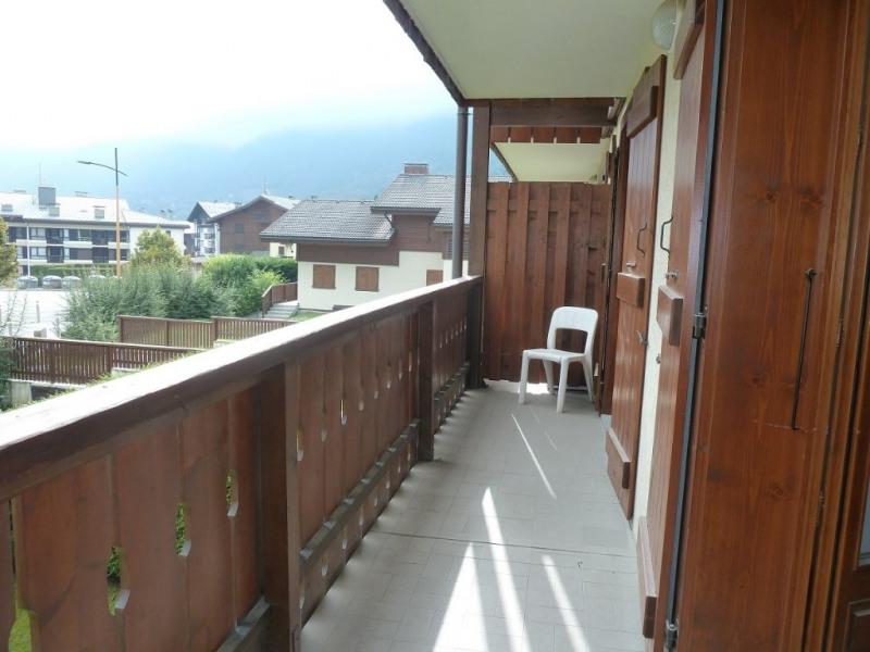 Sale apartment Les houches 220000€ - Picture 2