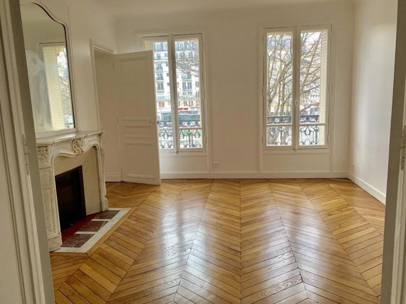 Rental apartment Paris 11ème 4620€ CC - Picture 1