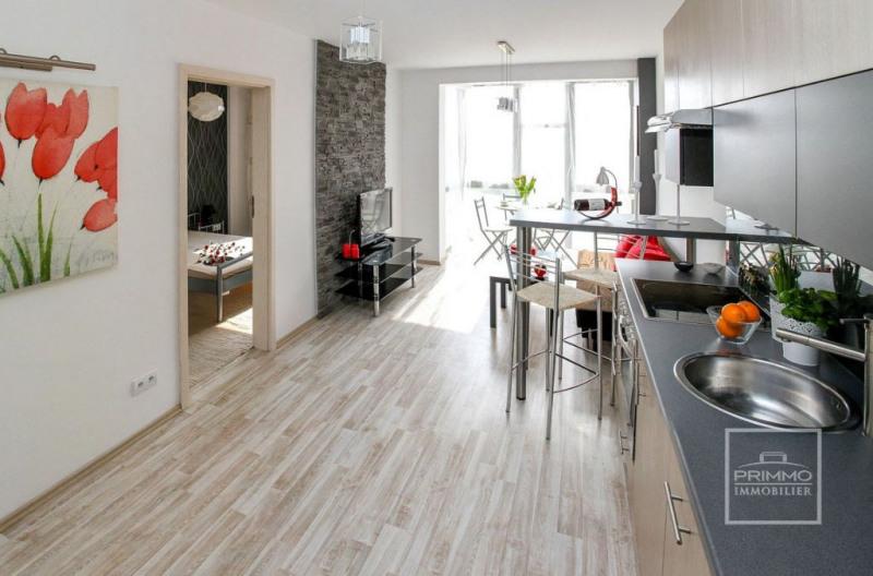 Investment property apartment Saint didier au mont d'or 265000€ - Picture 1