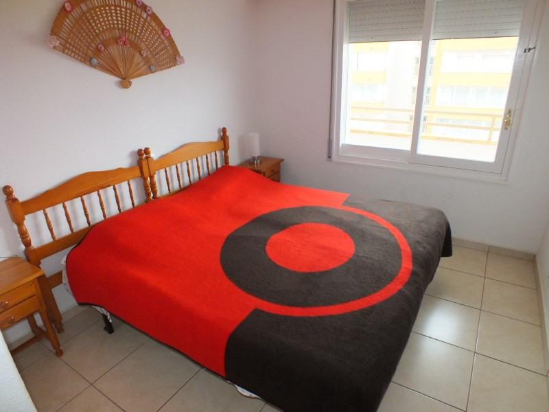 Alquiler vacaciones  apartamento Roses santa-margarita 256€ - Fotografía 8