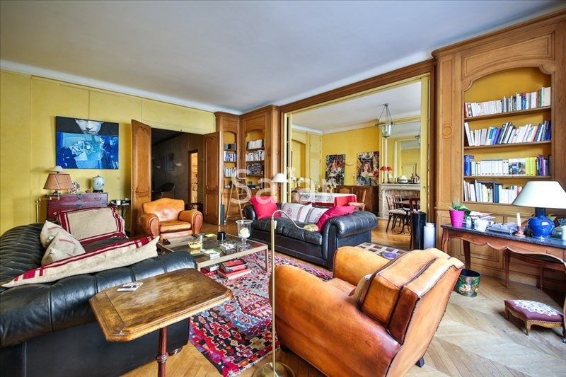 Vente de prestige appartement Paris 16ème 1 950 000€ - Photo 2