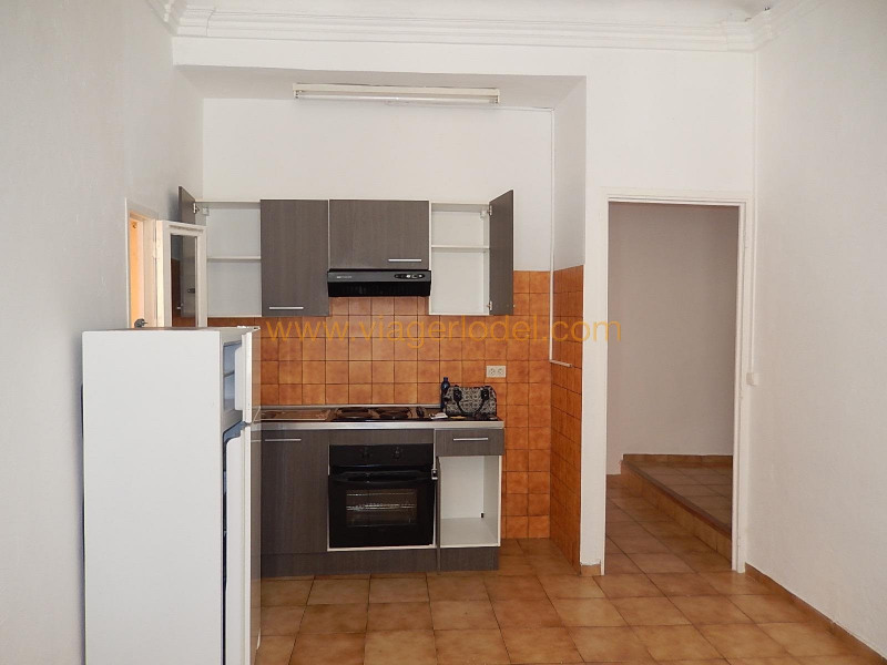 Vendita nell' vitalizio di vita appartamento Sospel 40000€ - Fotografia 3