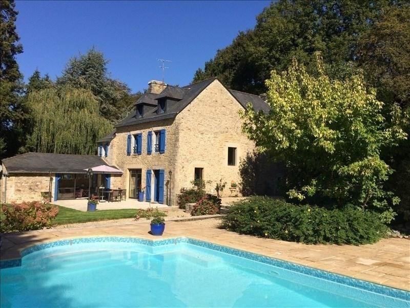 Verkoop van prestige  huis Pluvigner 768850€ - Foto 3