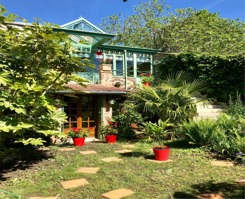 Sale house / villa Soisy sur seine 426000€ - Picture 1
