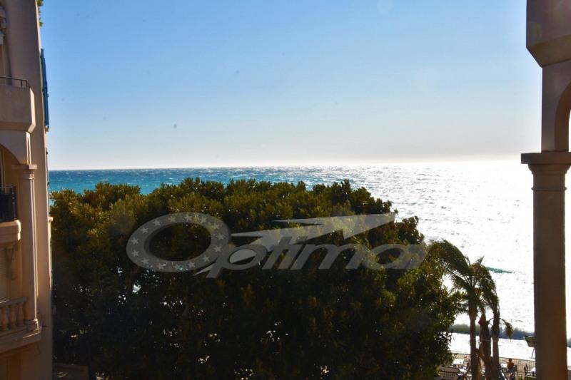 Menton 2 Rooms - Terrace - sea view - Parking