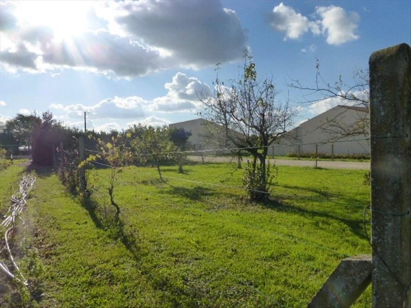 Vente terrain Cabariot 33800€ - Photo 2